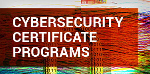 Cybersecurity Certificates