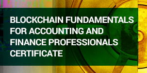 Blockchain Fundamentals for Accounting and Finance Professionals Certificate Program