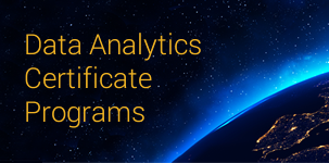 Data Analytics Certificate Programs