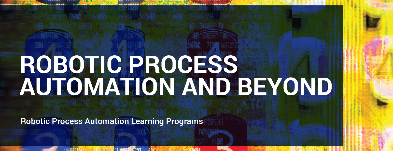 Robotic Process Automation Learning Programs   AICPA